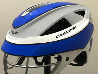 Lacrosse Decals For Cascade Womens LX Helmets - Helmet decals motorcycle womens